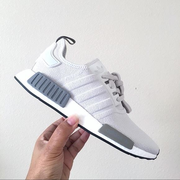 adidas Shoes | Adidas Nmd R Raw White